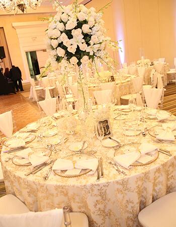 Wedding Event Menus Naples Grande Beach Resort Naples Florida