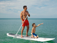 Paddleboard in Naples, Florida while you stay at Naples Grande Beach Resort