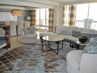 Grand Suite Living and Dining Room