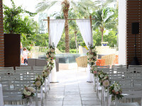 Wedding on the Sunset Veranda
