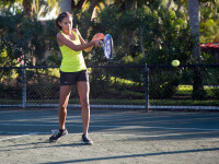 PBI-certified Tennis Pro's at Naples Grande