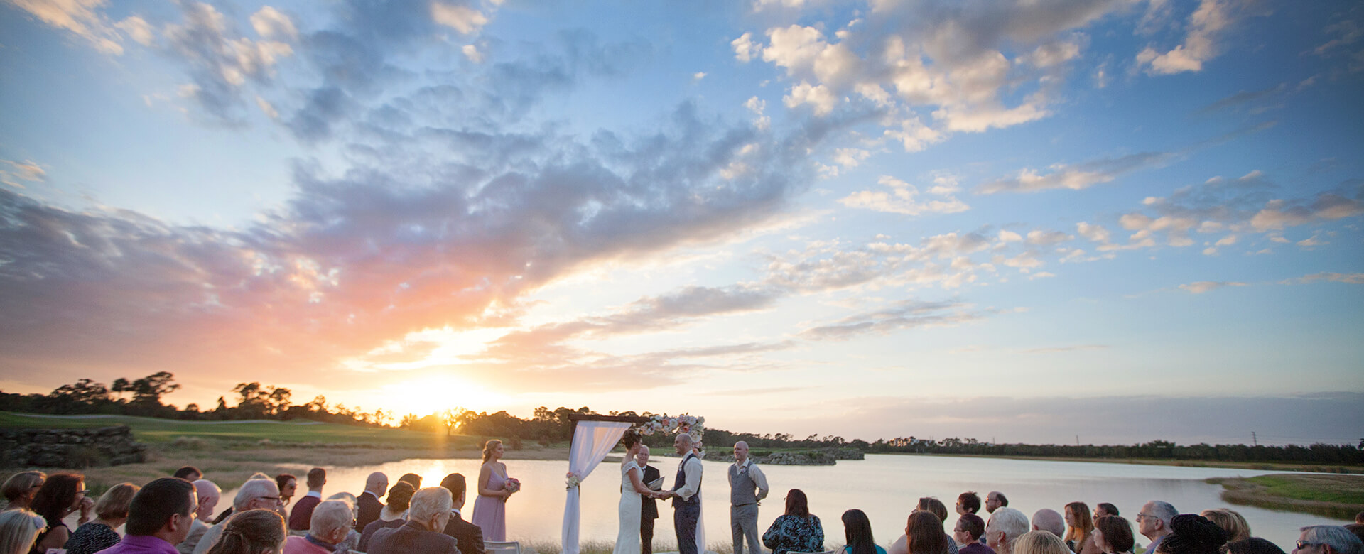 wedding ceremony naples grande