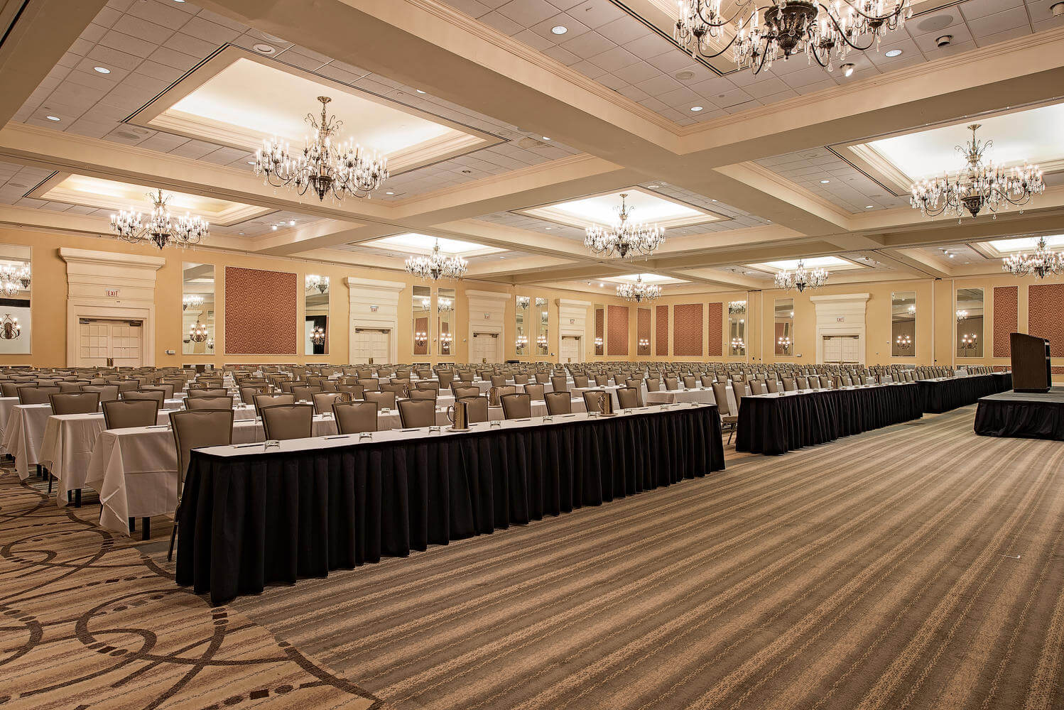 Meeting Rooms Event Space Naples Grande Beach Resort