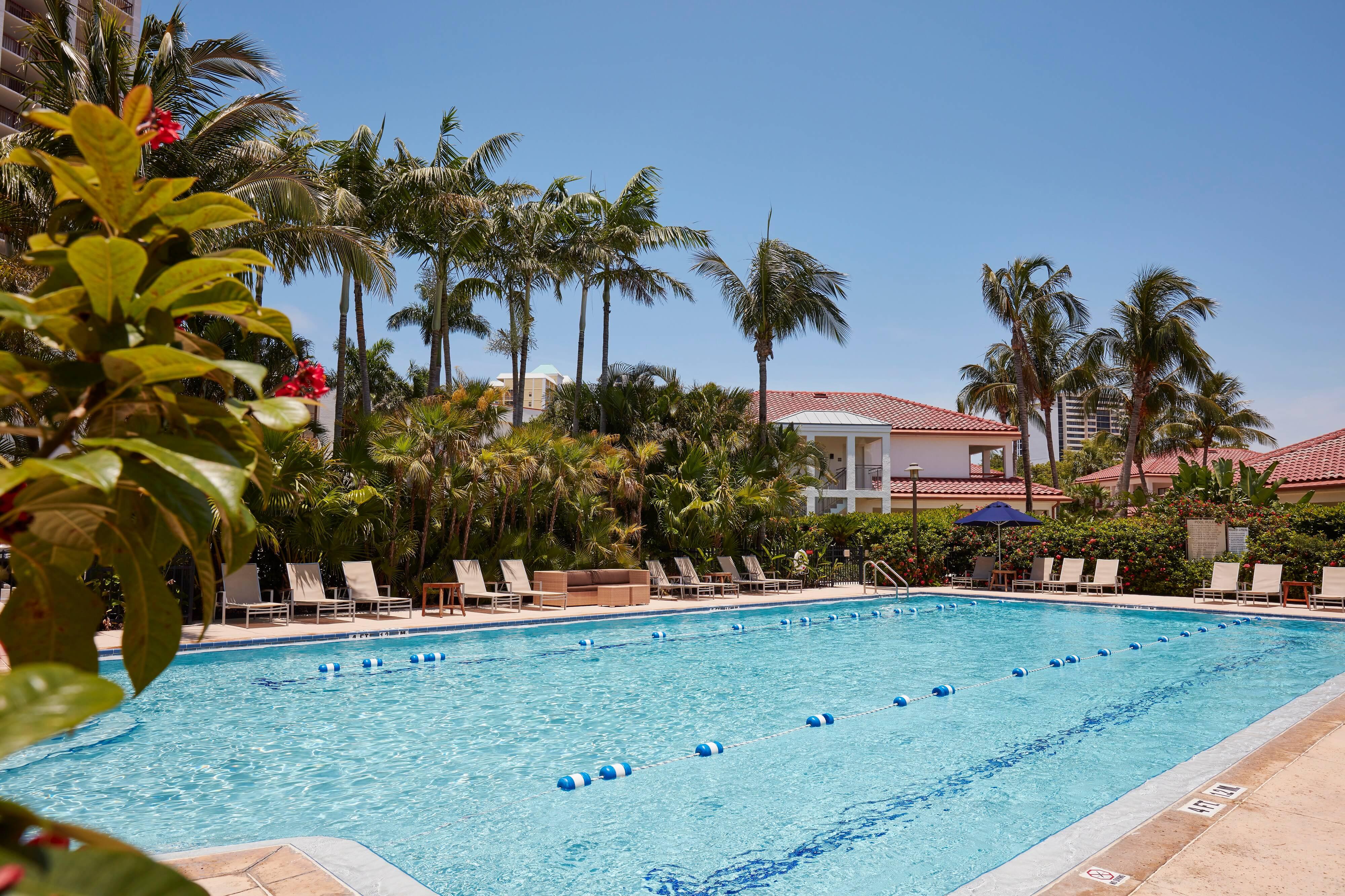 Naples Florida Beachfront Hotel Suites Naples Grande