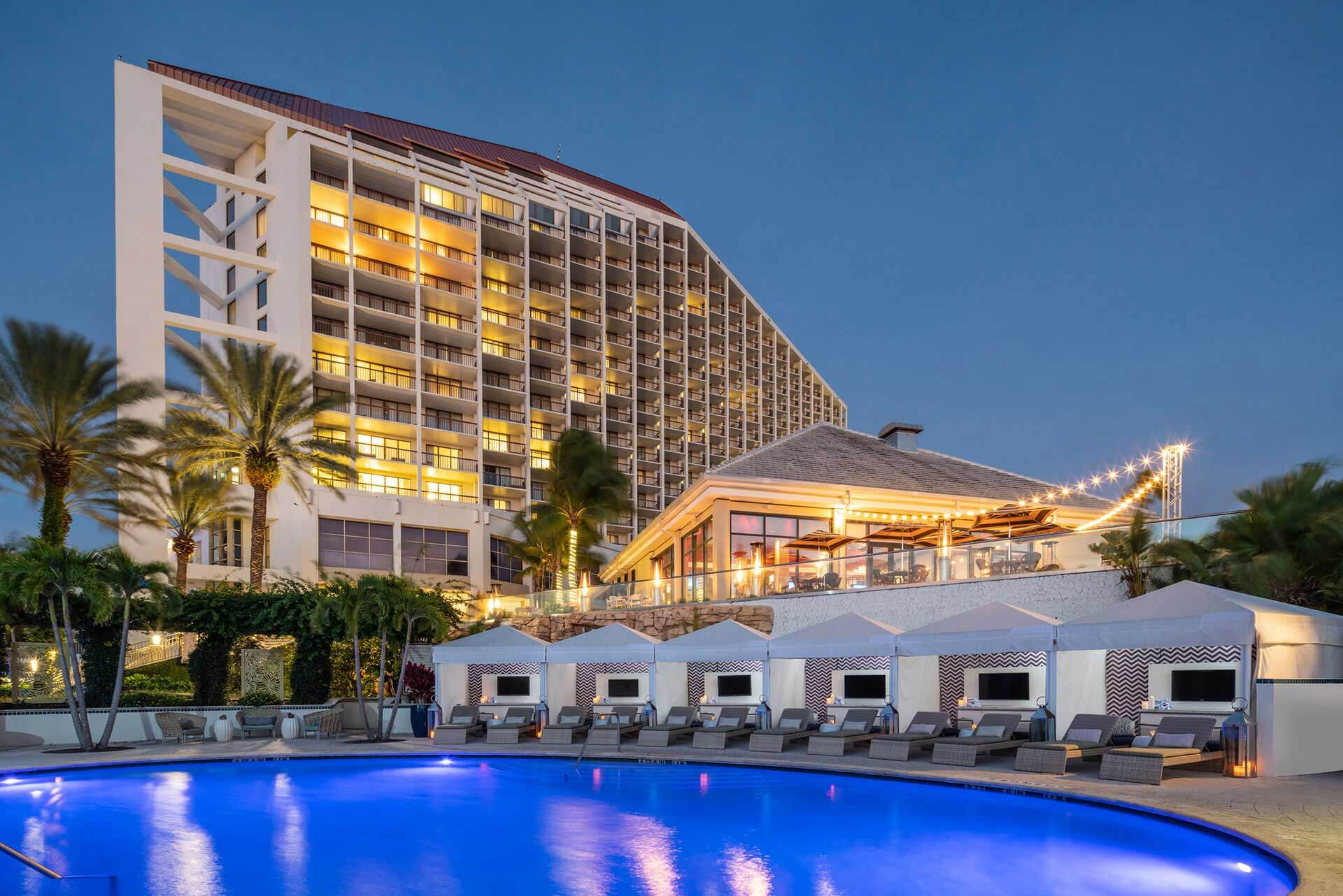 Naples Hotel Grande Beach Resort