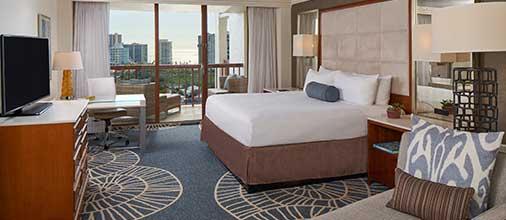 Gulf View Room Naples Grande Beach Resort