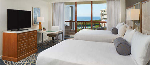Signature Gulf View Rooms Suites