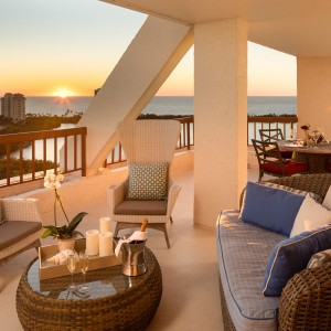 Signature Gulfview Suite Balcony